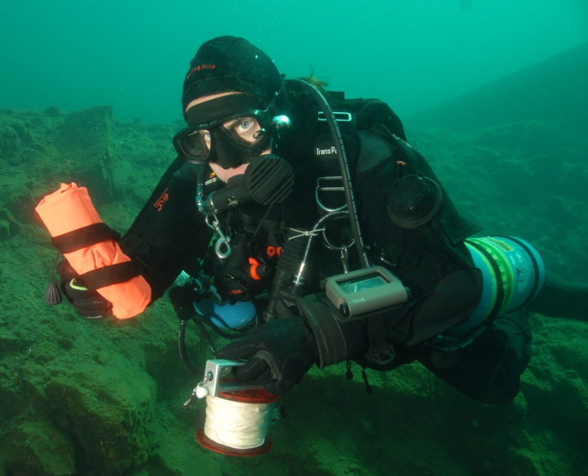 Uprząż do sidemount
